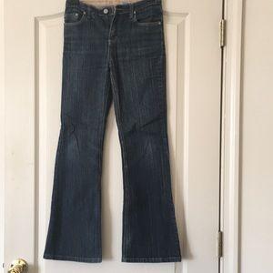 Mudd Bell bottom jeans.